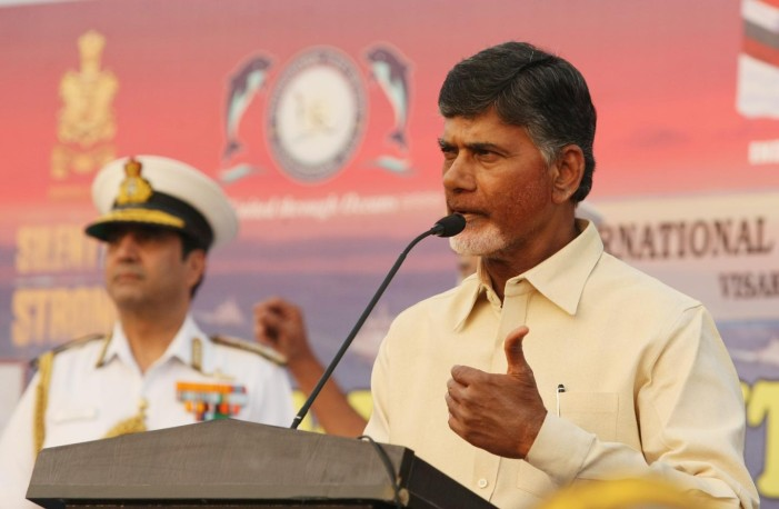 Welcome the Visionary Chief Minister of Andhra Pradesh