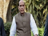 J&K Governor meets Rajnath, briefs on situation in state