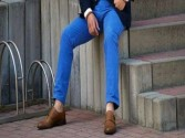 How to stylise monk strap shoes with clothes
