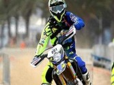 Sherco TVS Factory Rally Team dominates Stage 1 of PanAfrica Rally