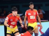 Gujarat thwart UP's late fightback to enter PKL-6 final