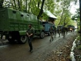 Security forces start search operation in Shopian