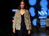 Disco fever adds jazz to LMIFW runway