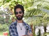 Shahid Kapoor shares his first photo with son