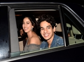 Ishaan makes it to Janhvi Kapoor's 'forever fam'