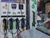 Diesel prices down 8-9 paise, petrol unchanged