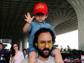 Stop it, my child will go blind: Saif to paparazzi