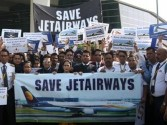 Jet staff promise to secure Rs 3,000 crore, seek SBI nod to bid